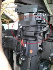 MP7 ホルスター