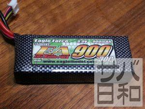 Li-Feバッテリー Eagle Force EA900