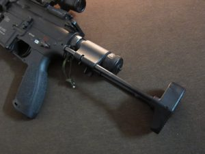 HK416C ストック