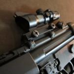 MP5マウント