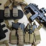 MP7A1装備