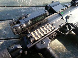 MP7A1カスタム