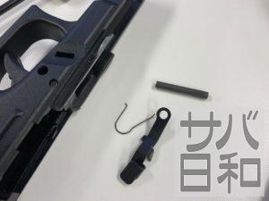 GUARDER東京マルイ用GLOCK19フレームカスタム